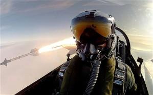 missile selfie