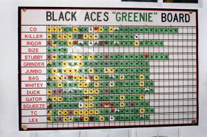 Greenie Board 2